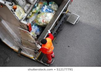 Garbage is collected